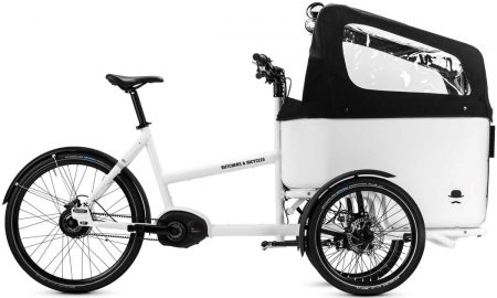 Butchers & Bicycle MK1-E