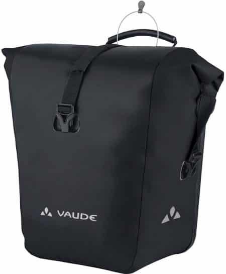 Vaude Aqua Front, sort Sæt 5 års garanti