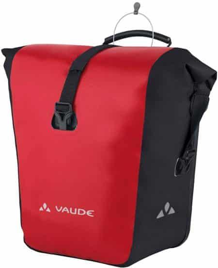 Vaude Aqua Front, rød Sæt 5 års garanti