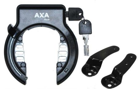 Axa Rock til 20″ og 24″ MTB, sort
