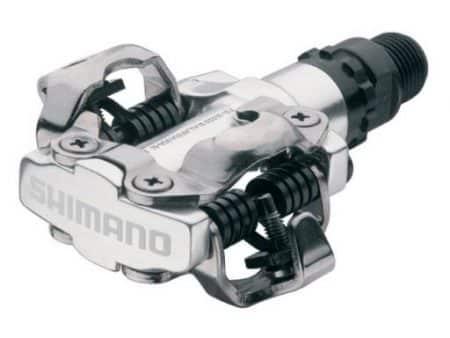 Shimano SPD PD-M520 sølv