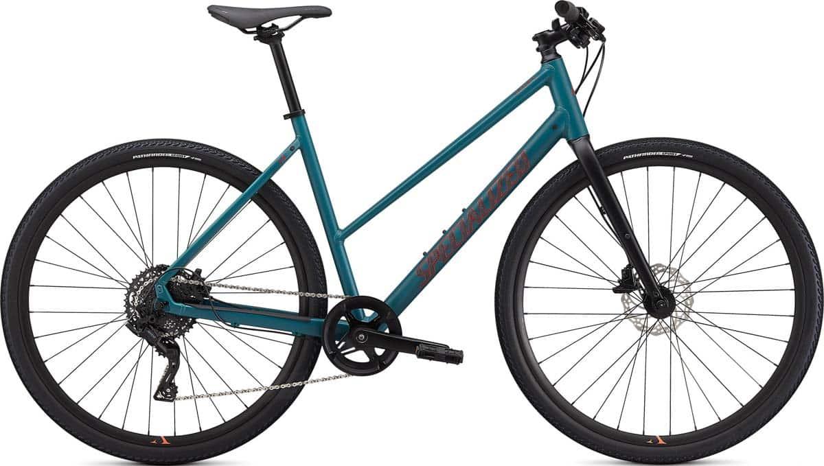 Specialized Sirrus X 5.0 2021 Citybike | city bike