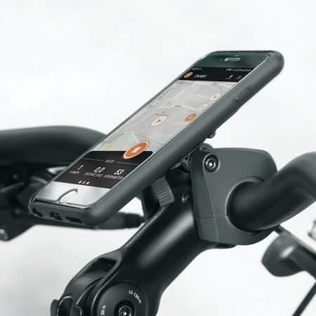 SKS Compit Smartphone Beslag Ø22.2-25.4 / 31.8 MM