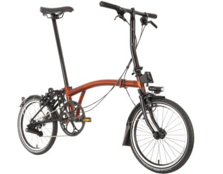 Brompton S2L Flame Laquer BLACK EDITION 2021
